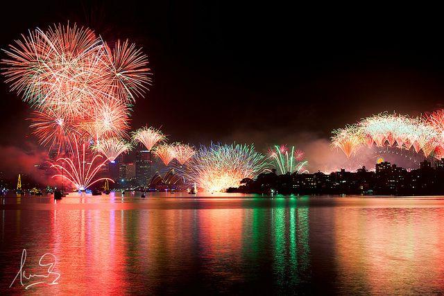 fireworks syd