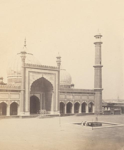 jama masjid old