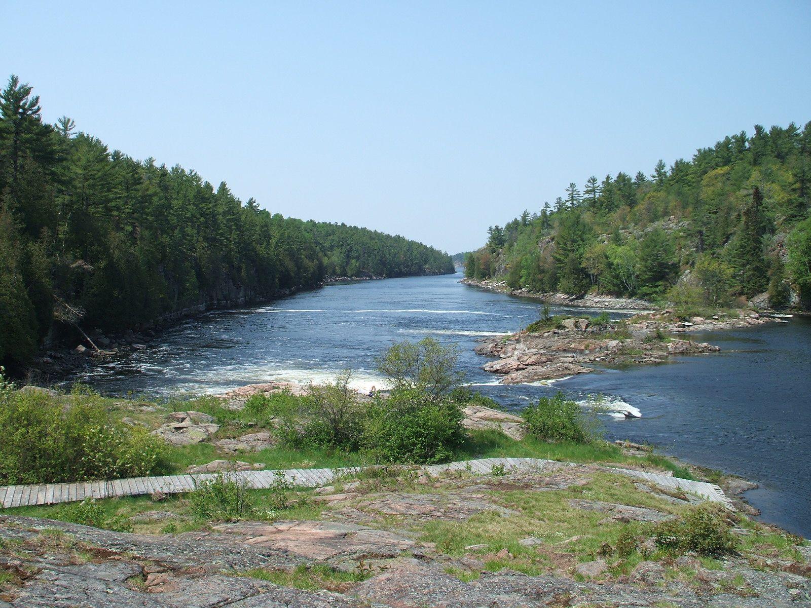 ontario river