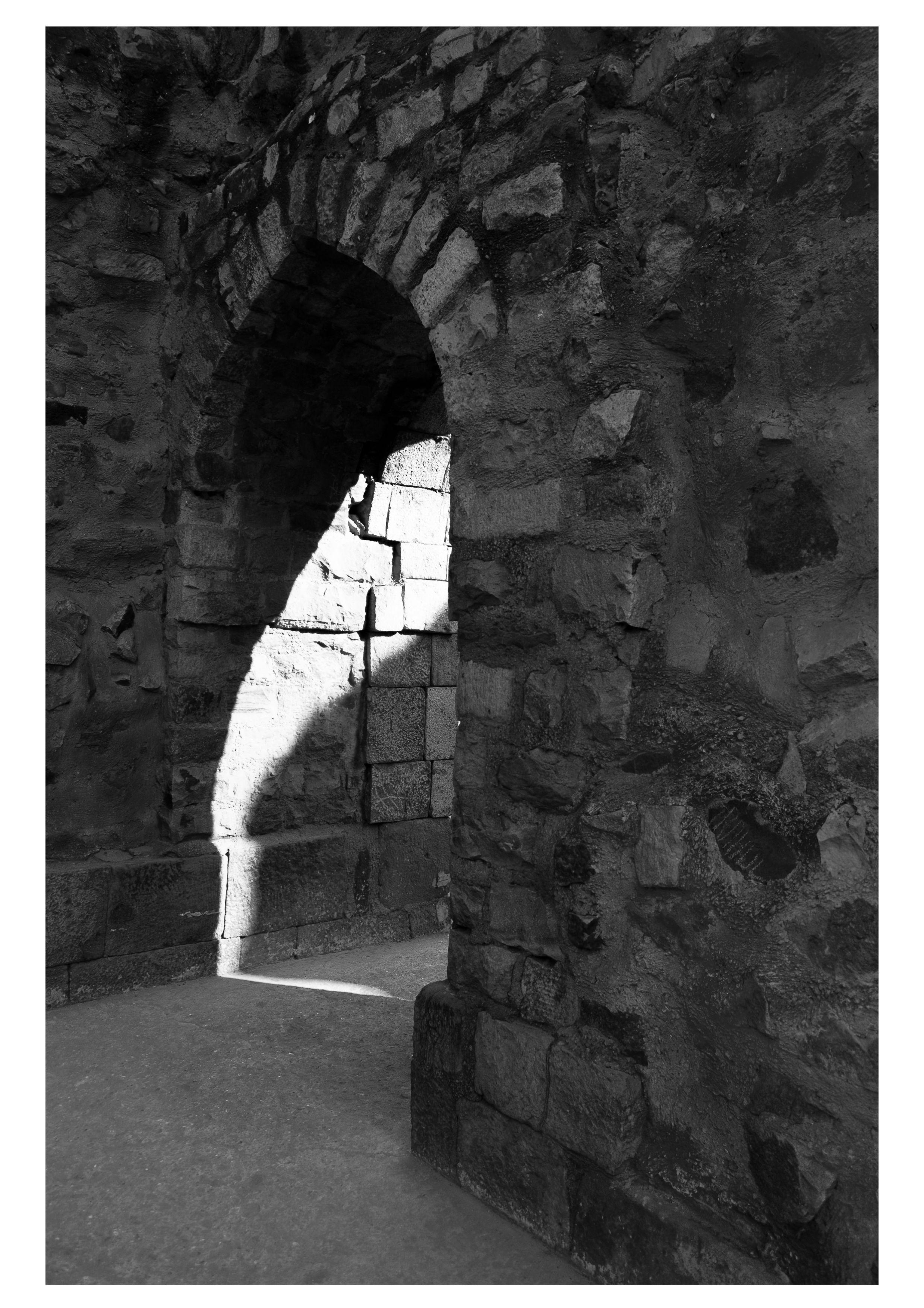 qutb minar inside