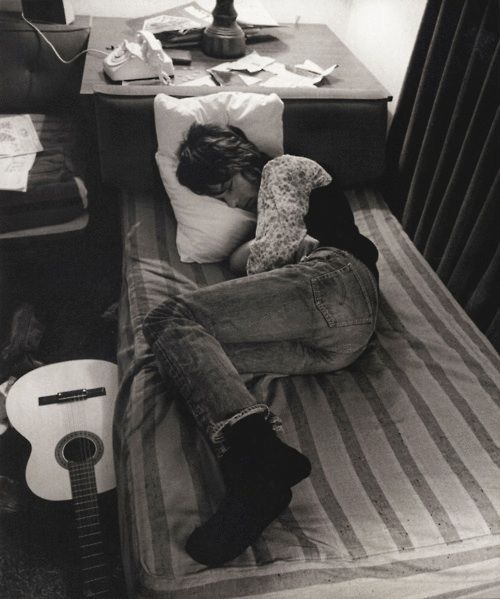 sleeping with G