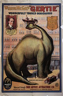 220px-Gertie_the_Dinosaur_poster