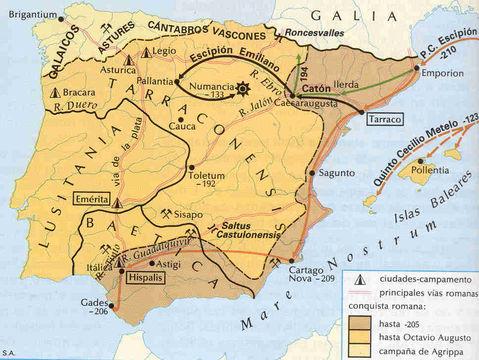 Roman-conquest-of-Hispania