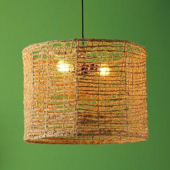 hemp lamp