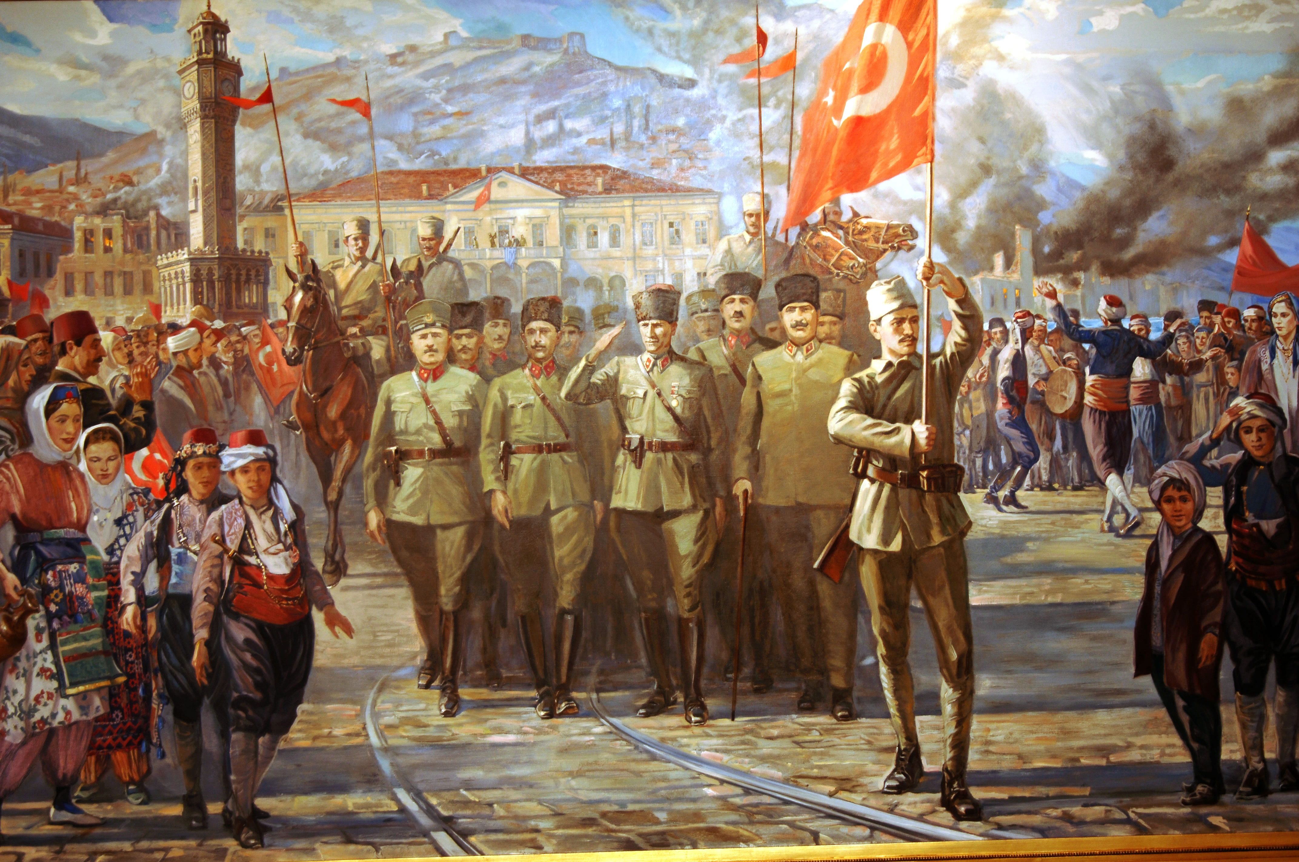turkish war