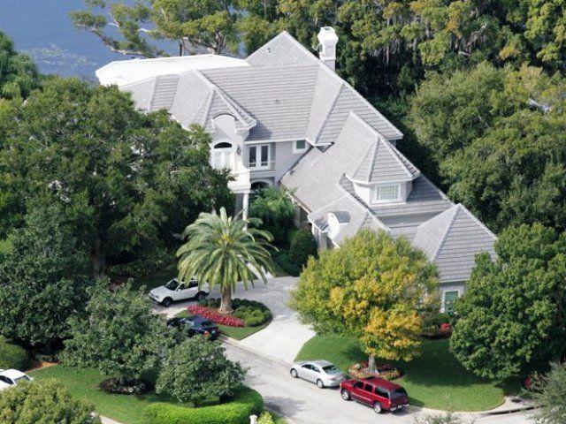 Bubba Watson Mansion