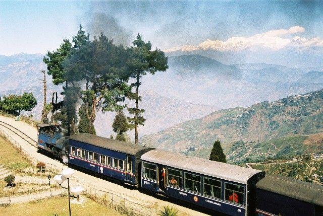 Darjeeling Train