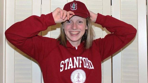 Katie for Stanford