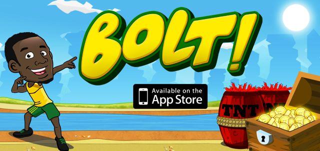 Usain Bolt app