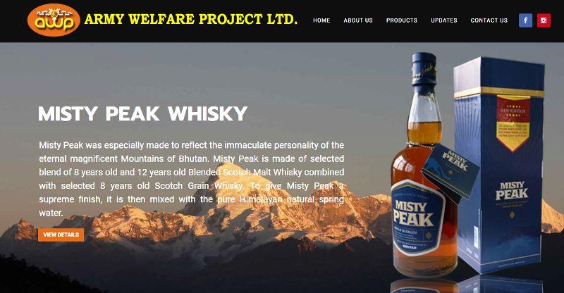 Bhutan Whisky