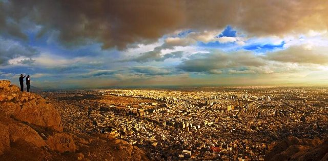 damascus-city