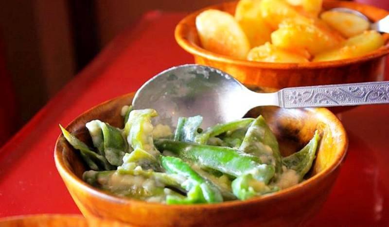 Ema Datshi, National Dish Of Bhutan