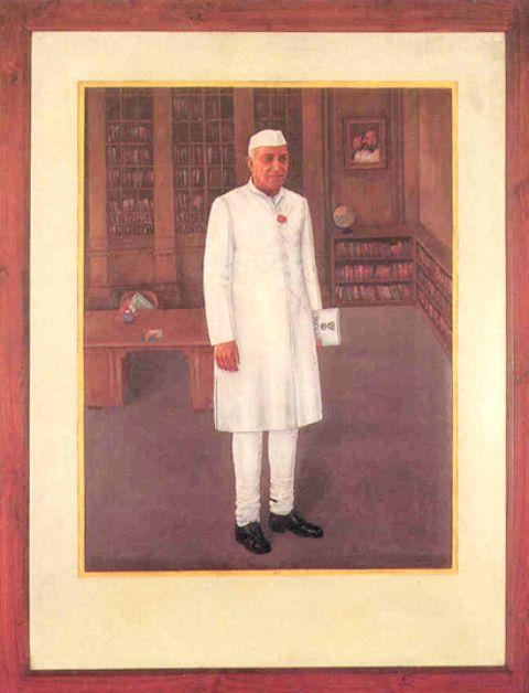 jawaharlal-nehru-portrait