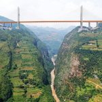 4 Interesting Facts About Beipanjiang Bridge Duge, China