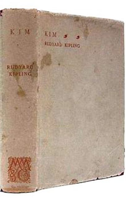 Kim novel