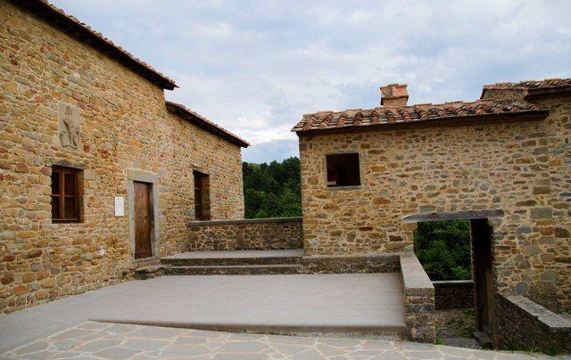 Leonardo da Vinci childhood house