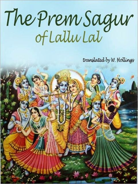 The Prem Sagur by Lallu Lal