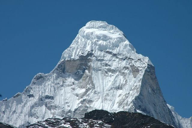 Ama Dablam, Mother's Necklace