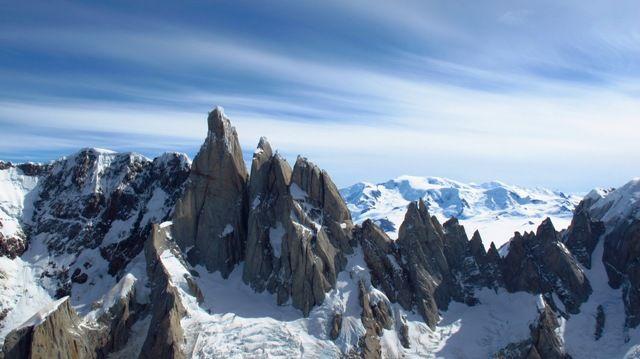 Cerro Torre (ArgentinaChile)