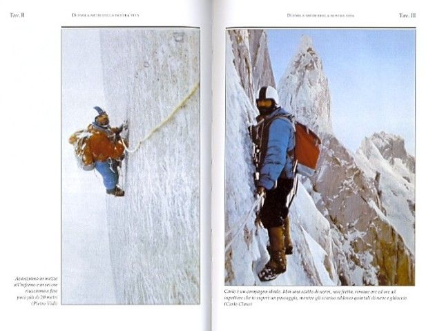Cerro Torre first ascent