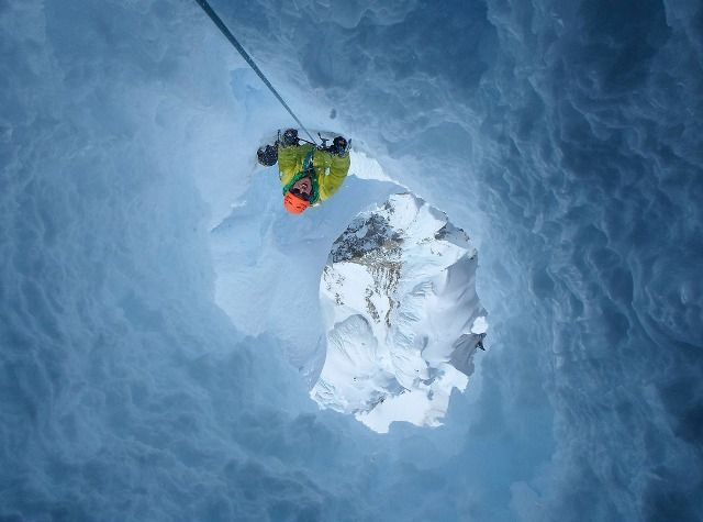 Cerro Torre steepness