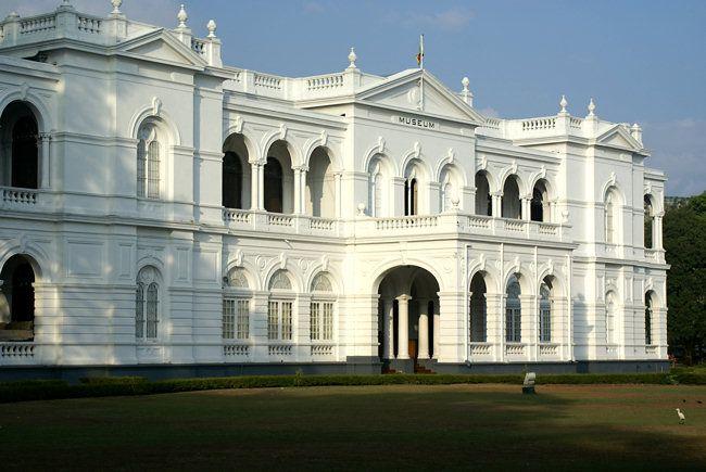 Colombo National Art Museum, Colombo, Sri Lanka