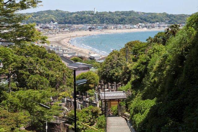 Kamakura Coastal Region