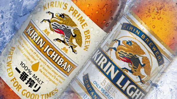 Kirin Beers