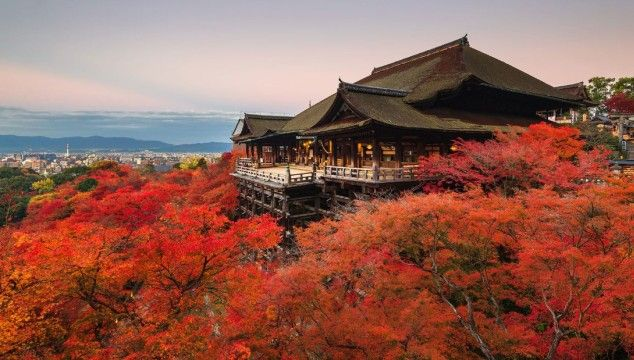 Kyoto heritage sites