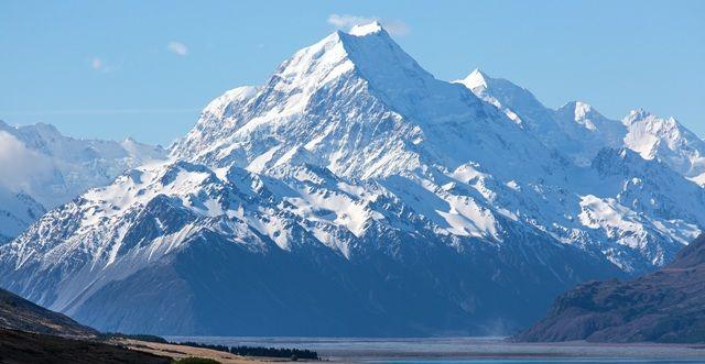 Mount Cook, New Zealnad
