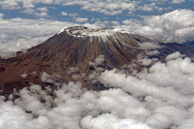 Mount Kilimanjaro Volcano, Tanzania