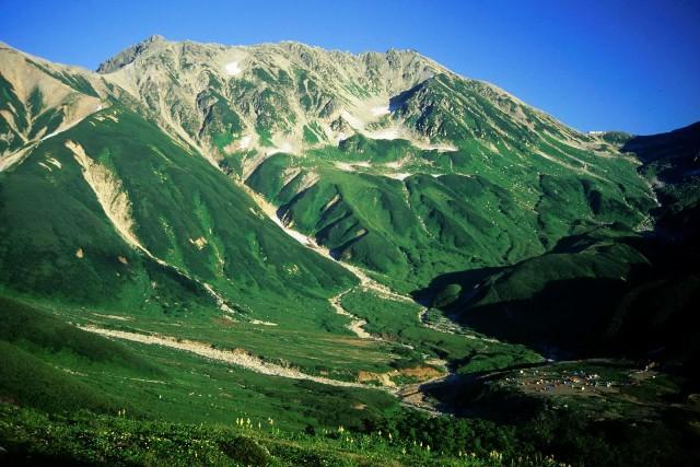 Mount Tate, Japan