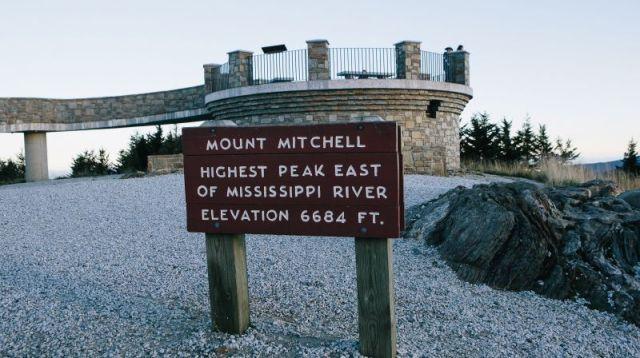 Mt Mitchell State Park