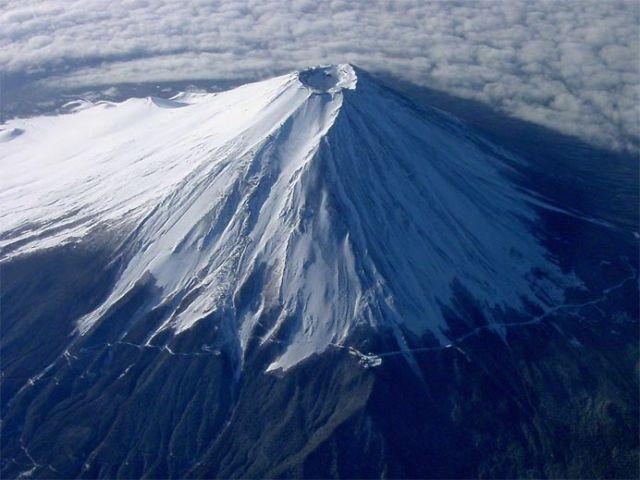 Mt. Fuji Volcano, Japan