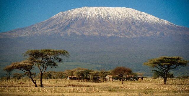 Mt. Kilimanjaro, Tanzania, Africa