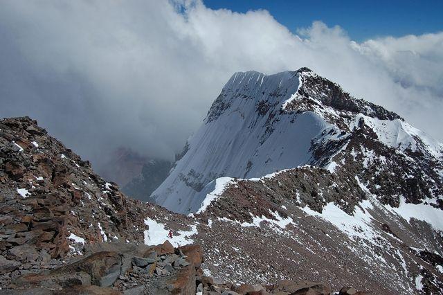 Mt. Aconcagua, Mendoza, Argentina