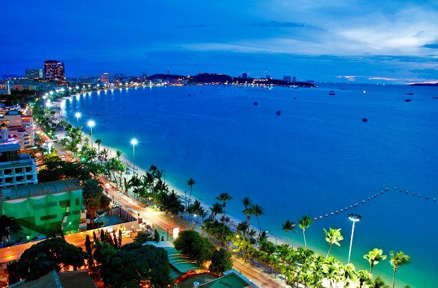 Pattaya, City in Thailand