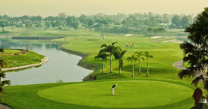 Pattaya Golf Club, Pattaya, Thailand