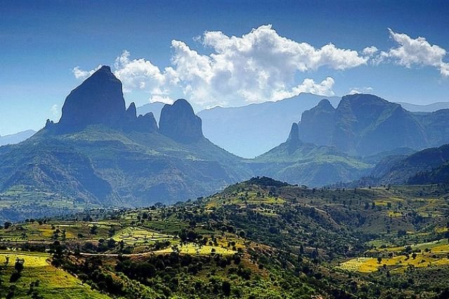 Ras Dashen, Simien Mountains, Africa