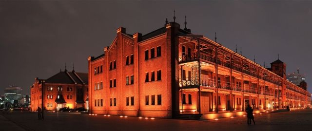 Red Brick Warehouse, Yokohama, Japan