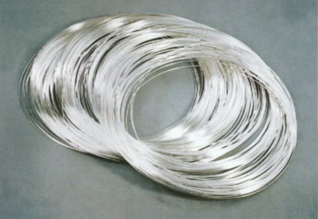Silver bendiness