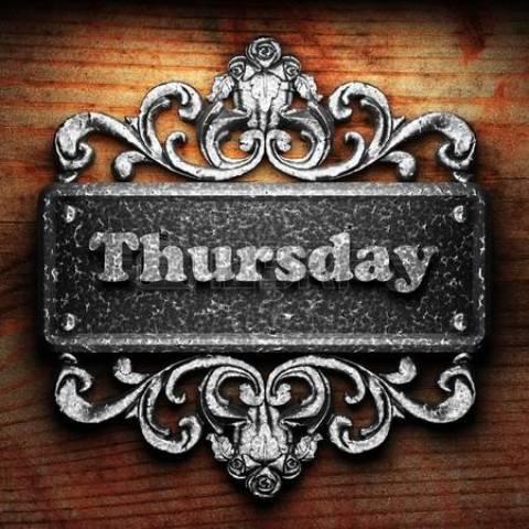 Silver thursday