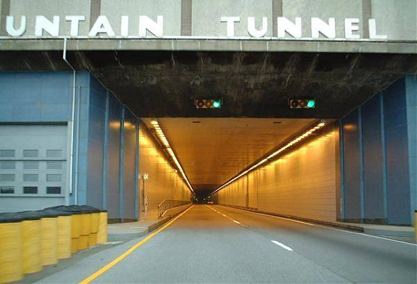 The Big Walker Mountain Tunnel