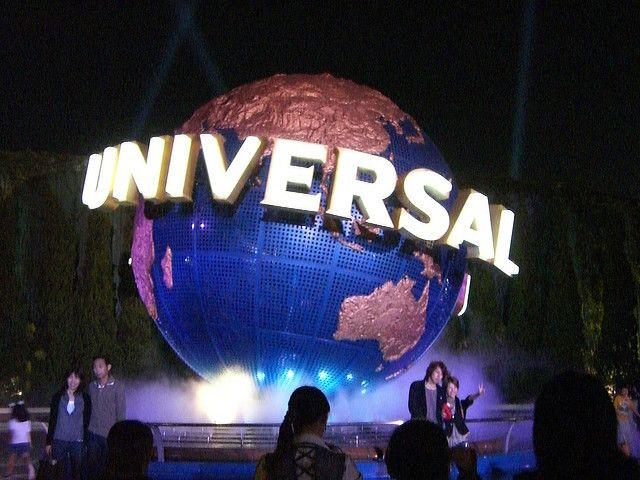 Universal Studio, Osaka, Japan