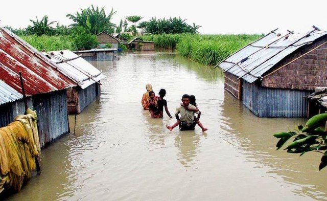 Bangladesh Flood 2015