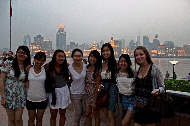 Girls of Shenzhen