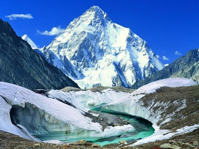 K2 Mountain (Ahead)