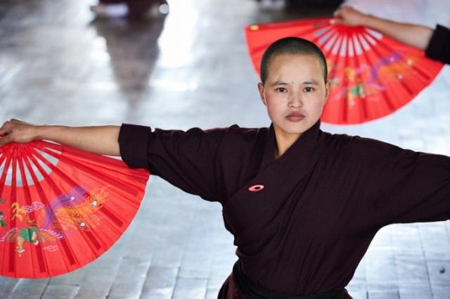 Kung-Fu Nuns of Ladakh