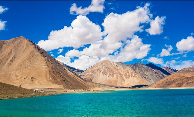 Ladakh-Pangong-Lake