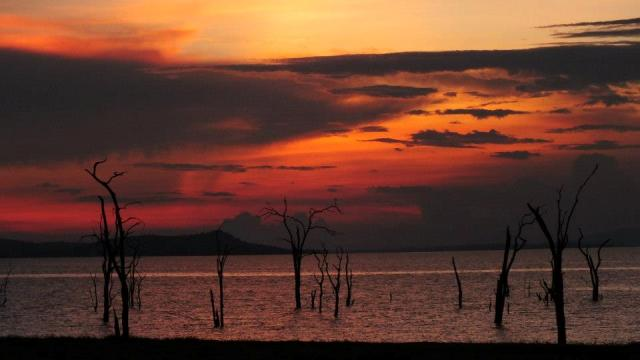 Lake Kariba Matusadona Sunsets
